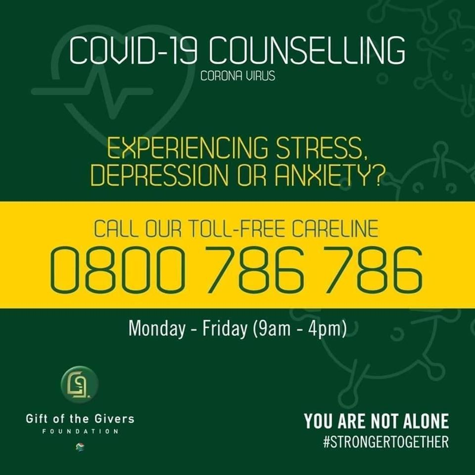 Covid-19 Counselling