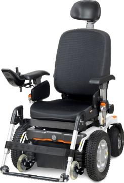 Puma 40 Motarized Wheelchair
