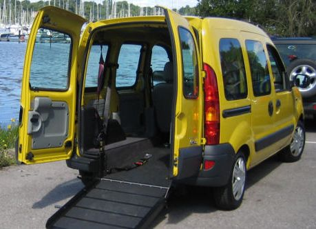 Adapted Vehicle from Cape Mobility