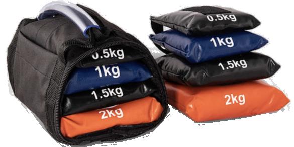 Adaptive Kettle Bags