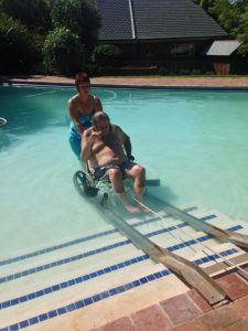 Ann Harding Cheshire Home Accessible Swimming Pool