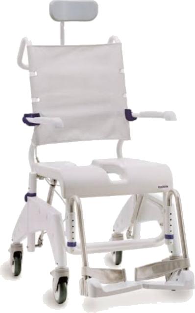 Aquatec Ocean VIP Shower Commode Chair