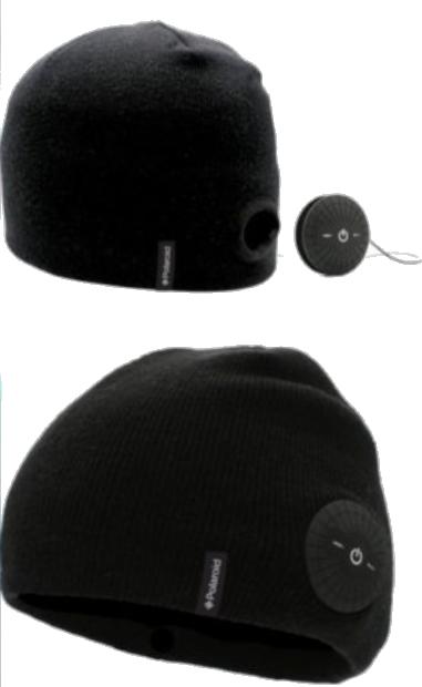 Polaroid Bluetooth headphones: ThePolaroid Bluetooth headwear