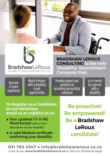 Bradshaw LeRoux candidate flyer
