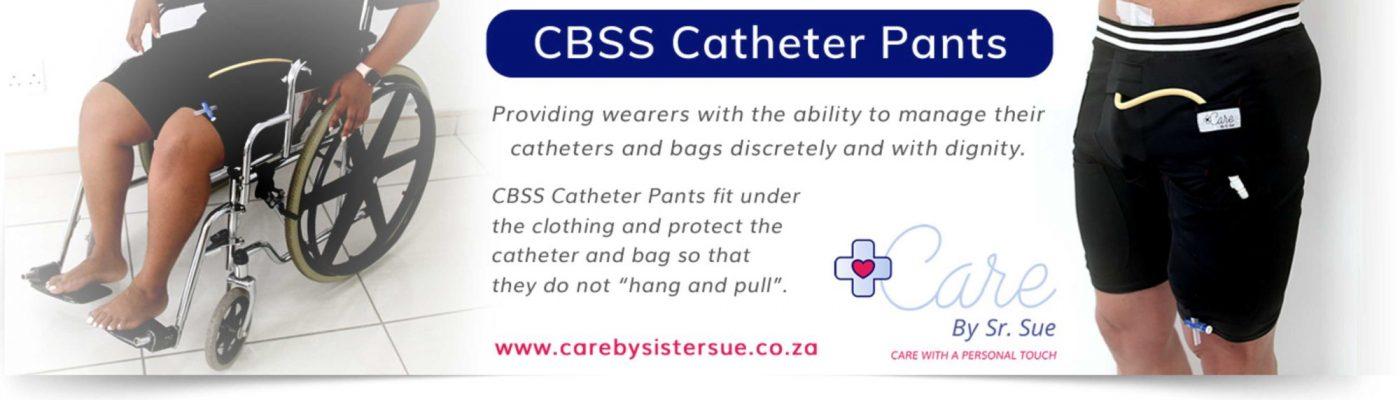 CBSS Catheter Pants
