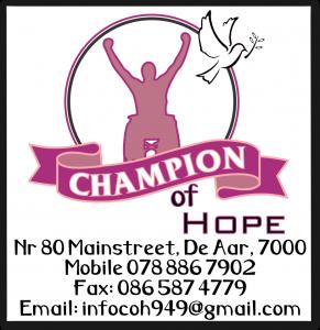 Champion Of Hope
