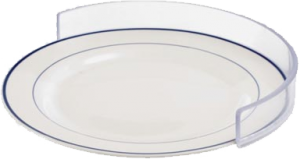 Clear Plate Guard