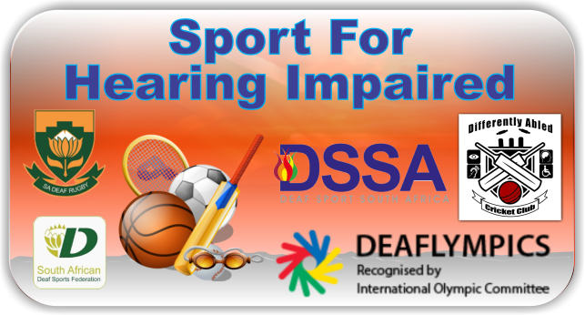 Sports for the deaf