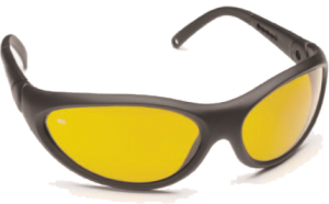 Deluxe Semi Wrap-Around Anti-Glare Glasses