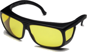 Deluxe Anti-Glare Fit Over Glasses