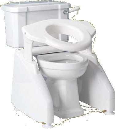 Devilbiss Drive Solo Toilet Lift