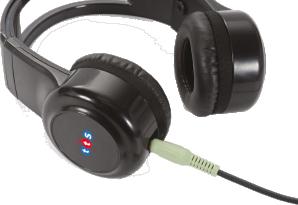 Easi Headphones