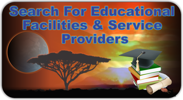 Search For Educational facilities