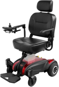Electric Wheelchair – Solax – Seat Lift
