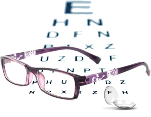 Eye Test & Glasses