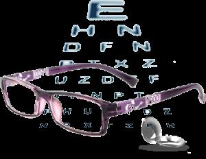 Eye Test & Glasses