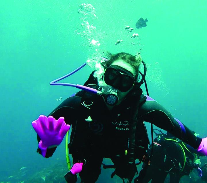 Handicapped Scuba Diving - Changing Lives