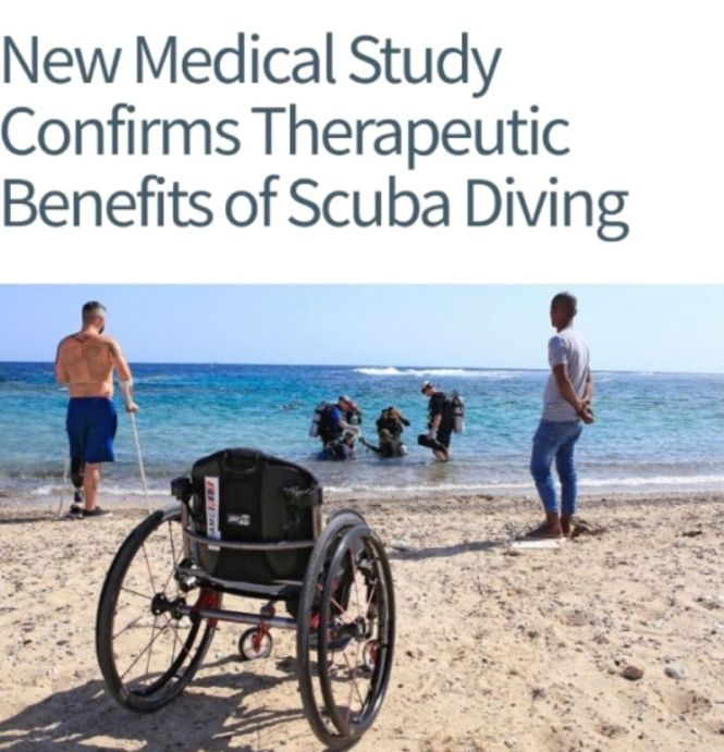 HSC - Therapeutic Benefits of Scuba Diving