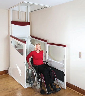 Hoists lifts transfer aids disability info sa for Small lifts for houses