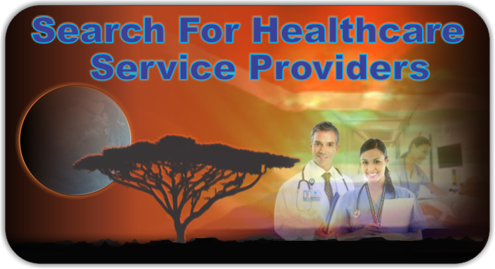 Search For healthcare service providers