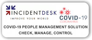 Incident Desk - COVID-19 People Management Solution