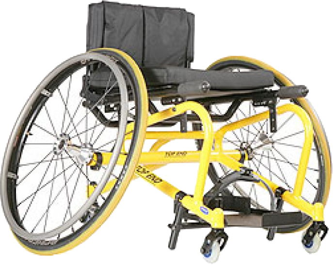Invacare® Top End® Pro™ Tennis Wheelchair
