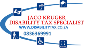 Jaco Kruger Disability Tax Specialist