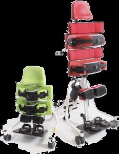Jenx Multi-stander Supine/Prone/Upright Standing System