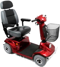 Maxi Scooter HS-580