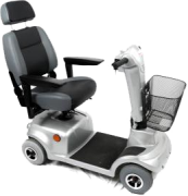 Midi Scooter 3 or 4 Wheel
