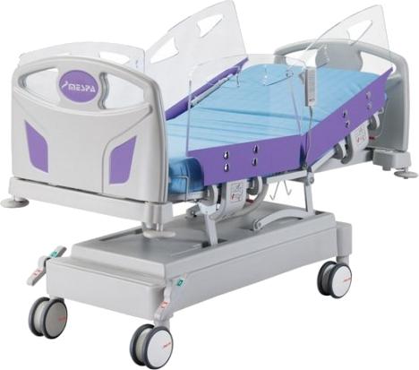 MS 4110 Children ICU Bed