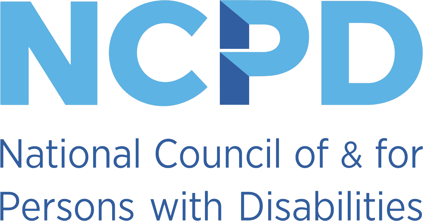 National Council of & for Persons with Disabilities