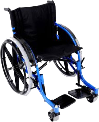 Off road RoughRider Wheelchair