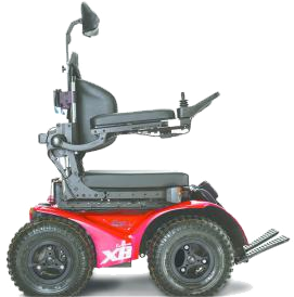 X8 Off Road Wheelchair