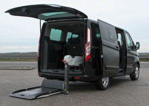 Single-arm Wheelchair Lifts