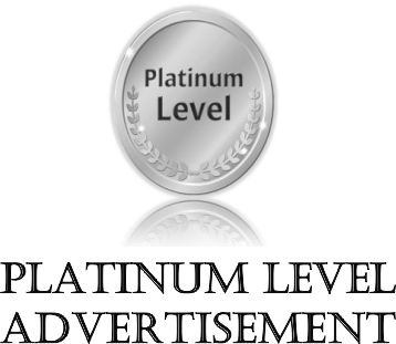 Platinum Level Advert