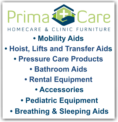 Prima Care Advert