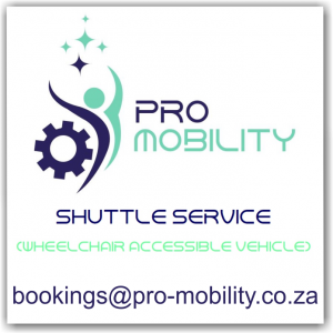 Pro Mobility Shuttle Service