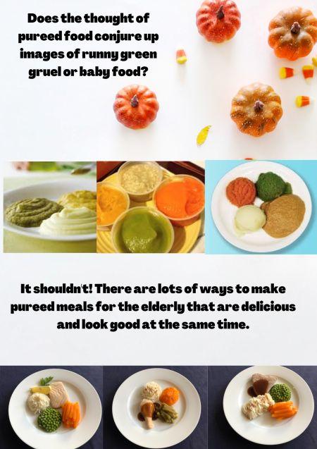Pureish Food and Food Molds