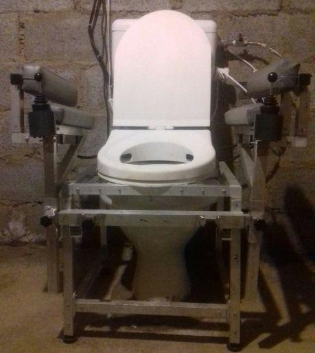 Qhawe Toilet