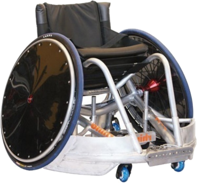 Quadrugby Wheelchair