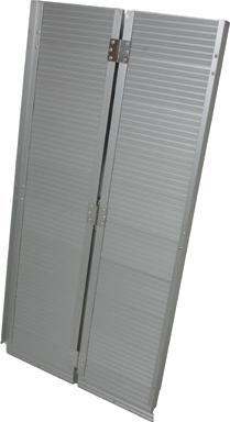 RA130 Aluminium Ramp