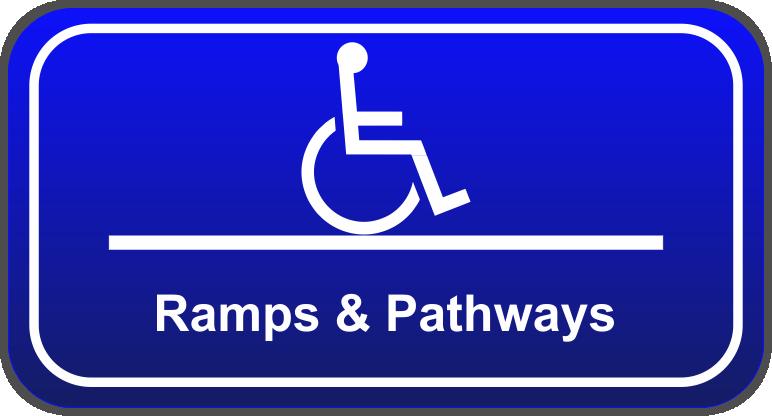Ramps & Pathways