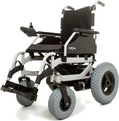 Rhino Motorized Wheelchair