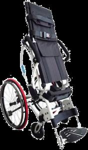 Roc Hydraulic Standup Wheelchair