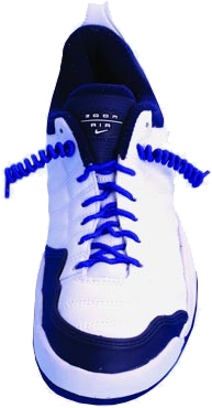 Round Elastic Shoelaces