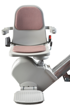 seated stair lift