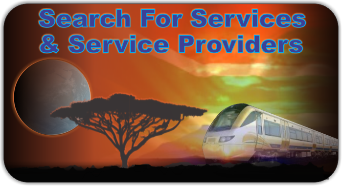 Search For services & service providers