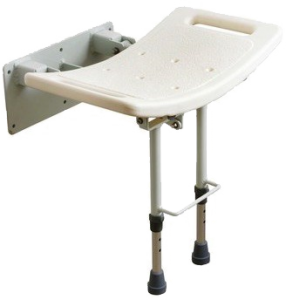 Shower Chair – Wall-Mounted – Foldable