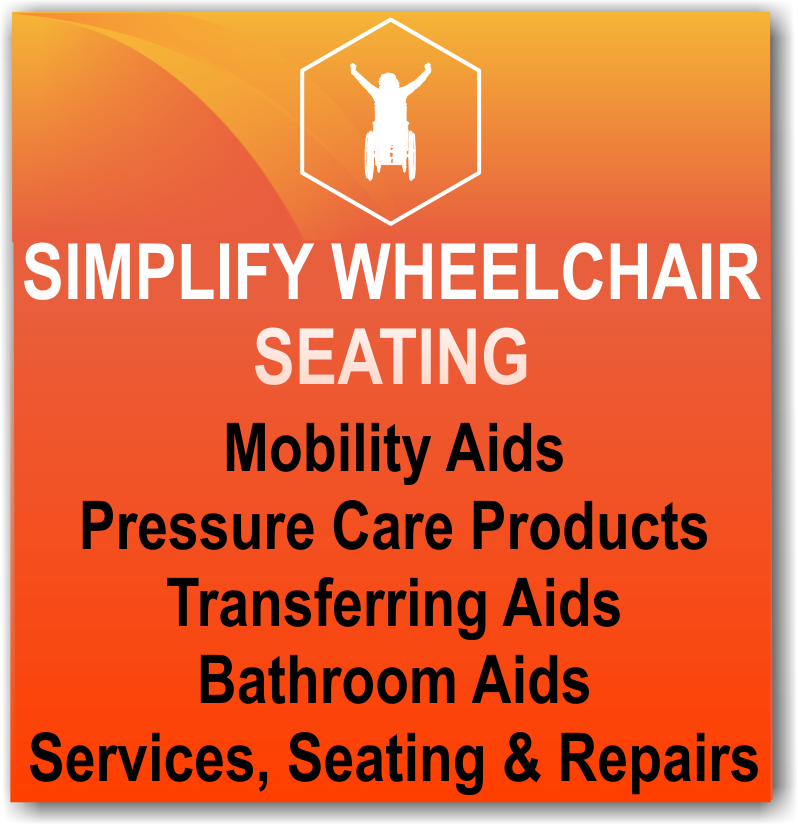 Simplify Wheelchair Seating